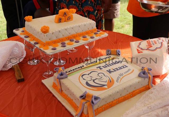 KAKAMEGA COUNTY CELEBRATES HIV EXPOSED CHILDREN