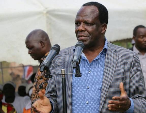 CORRUPTION, BAD GOVERNANCE AND TRIBALISM TO BLAME FOR UNDERDEVELOPMENT IN THE COUNTRY – GOVERNOR OPARANYA