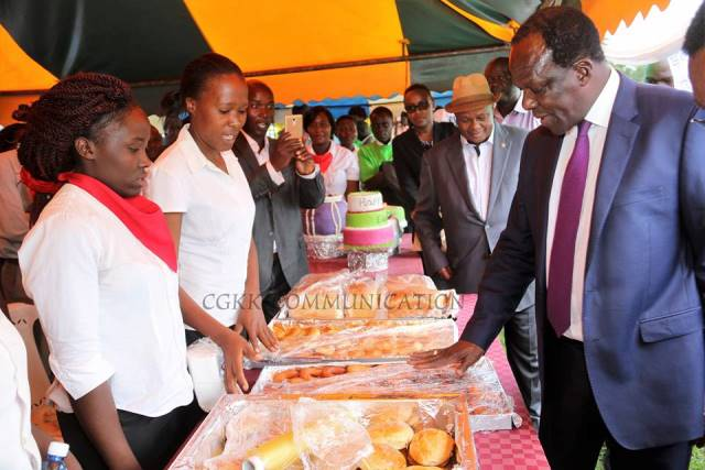 KAKAMEGA'S FIRST EDUCATION DAY COMMEMORATED