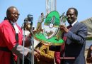 KAKAMEGA GOVERNOR SWORN IN