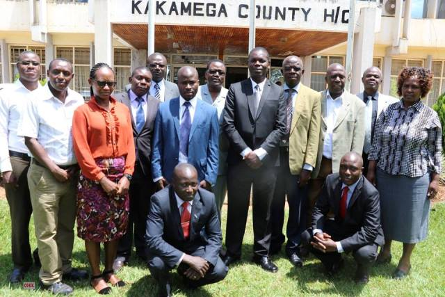 KAKAMEGA COUNTY TO MAINSTREAM CLIMATE CHANGE IN COUNTY INTEGRATED DEVELOPMENT PLAN