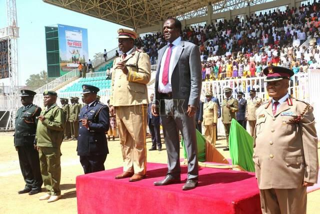 KAKAMEGA MARKS JAMHURI DAY AS BUKHUNGU STADIUM IS UNVEILED