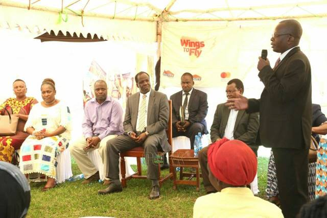 KAKAMEGA COUNTY WINGS TO FLY SCHOLARSHIPS FLAGGED OFF