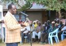 LEADERS URGED TO EMBRACE THE SPIRIT OF TOGETHERNESS IN COUNTY DEVELOPMENT