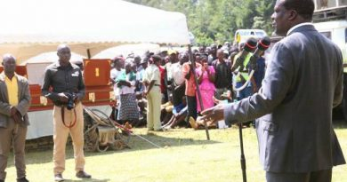 KAKAMEGA MOURNS FIVE KILLED IN A ROAD ACCIDENT