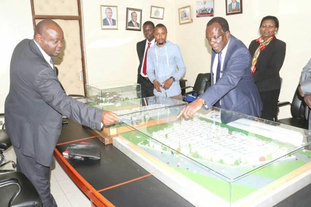 COUNTY MOVES TO SCALE DOWN HOUSING PROBLEM