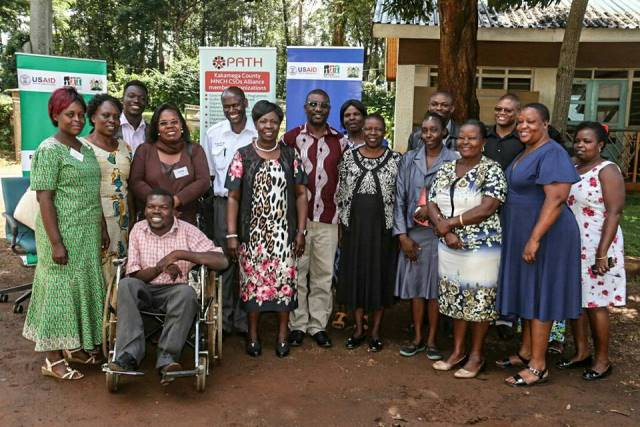 KAKAMEGA FIRST LADY CHALLENGES YOUTHS ON LEADERSHIP