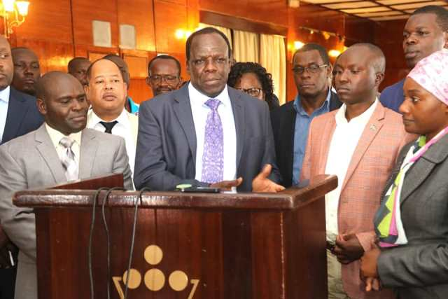 LAKE REGION COUNTY ASSEMBLY SPEAKERS HAIL ECONOMIC BLOC