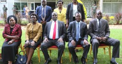 CAPACITY BUILDING WORKSHOP FOR COUNTY PUBLIC SERVICE OFFICERS COMMENCES