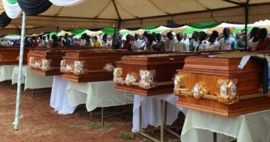 COUNTY HOLDS REQUIEM MASS FOR ACCIDENT VICTIMS