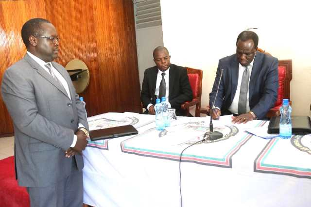 GOVERNOR ASSENTS TO KAKAMEGA COUNTY FINANCE BILL AS DEPUTY GOVERNOR URGES RESIDENTS TO INVEST IN EDUCATION