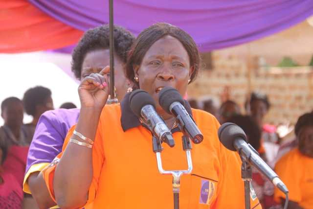 WOMEN LEADERS UNITED AGAINST GENDER BASED VIOLENCE