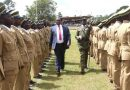 COUNTY COMMUNITY ADMINSTRATORS PASS OUT IN COLOURFUL CEREMONY