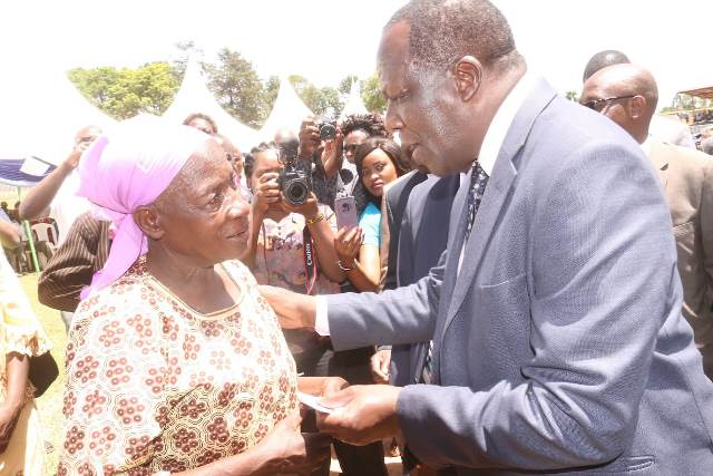 GOVERNOR OPARANYA LEADS KAKAMEGA COUNTY'S MARCH INTO UNIVERSAL HEALTH COVERAGE