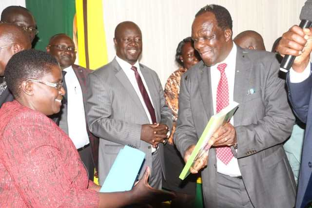 GOVERNOR OPARANYA POINTS OUT STICKY ISSUES IN IMPLEMENTATION OF DEVOLUTION AS HE LAUNCHES CIDP FOR TRANS NZOIA COUNTY