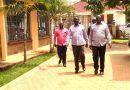 H.E. GOVERNOR WYCLIFFE AMBETSA OPARANYA HOSTS HIS PARTY LEADER AT EMABOLE RESIDENCE