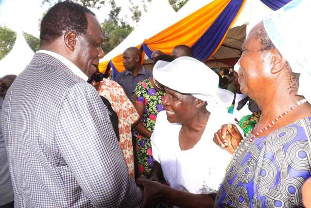 KAKAMEGA LEADERS CONDEMN STATE OF INSECURITY IN MATUNGU SUB COUNTY