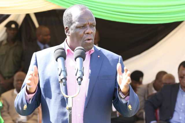 GOVERNOR OPARANYA CAUTIONS CONTRACTORS ON DEADLINES