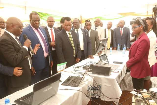 GOVERNOR OPARANYA DIRECTS STAFF TO FOCUS ON REVENUE TARGETS AS HE UNVEILS COUNTY e-REVENUE SOLUTION