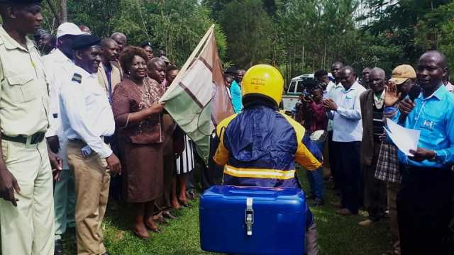 FISH FARMING SUBSIDY PROGRAMME LAUNCHED IN KAKAMEGA – County