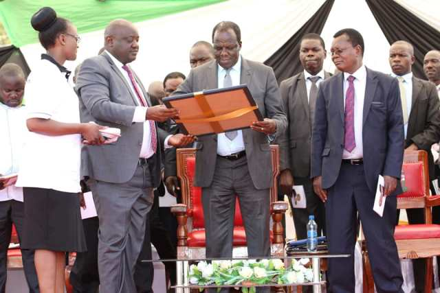 LEADERS UNITE TO SUPPORT GOVERNOR OPARANYA'S EFFORTS TO REVIVE MUMIAS SUGAR COMPANY