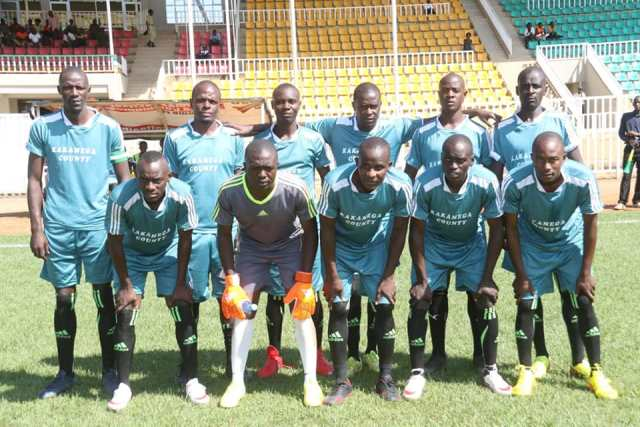 KAKAMEGA THRASH NATION IN A SOCCER FRIENDLY