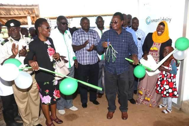 SHS. 23 MILLION LUGARI SMART FARM LAUNCHED