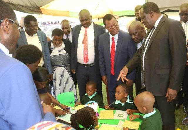 GOVERNOR OPARANYA LAUNCHES KAKAMEGA COUNTY ECDE EMPOWERMENT PROGRAMME