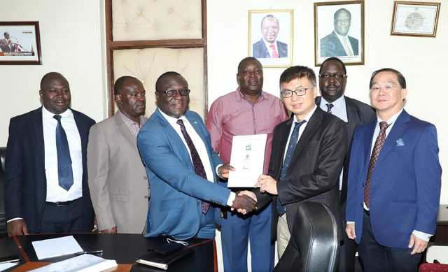 """SMART COUNTY"" ON THE HORIZON AS COUNTY GOVERNMENT SIGNS MOU WITH A LEADING TECH COMPANY"