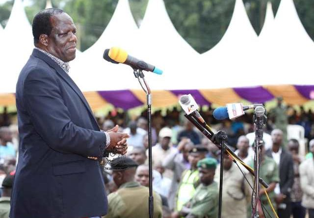 DEVOLUTION SURE COURSE TO THE COUNTRY'S SUCCESS ~ GOVERNOR OPARANYA