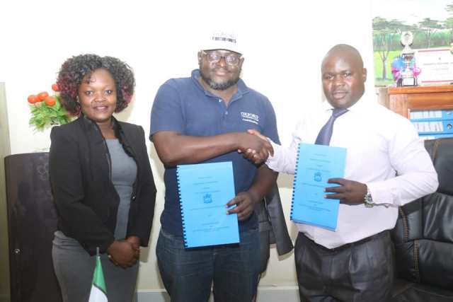 KAKAMEGA COUNTY SIGNS MOU TO BRING THE LAUGH INDUSTRY GURUS HOME