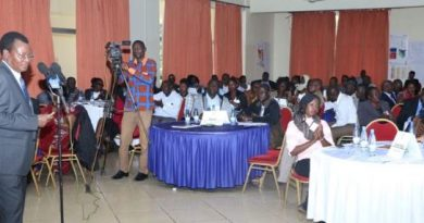 DEPUTY GOVERNOR OPENS USAID STAKEHOLDERS CONSULTATION FORUM