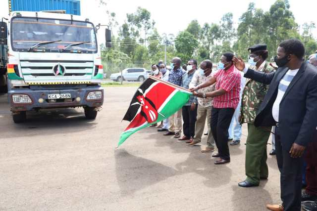 GOVERNMENT URGED TO SETTLE KAKAMEGA-NANDI BORDER CONFLICT