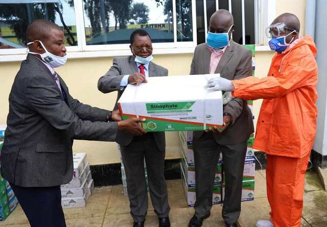 KAKAMEGA COUNTY A STEP AHEAD OF PESTS