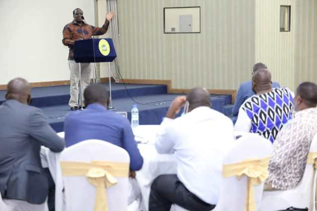 H.E THE GOVERNOR ASSENTS TO THE COUNTY FINANCE BILL