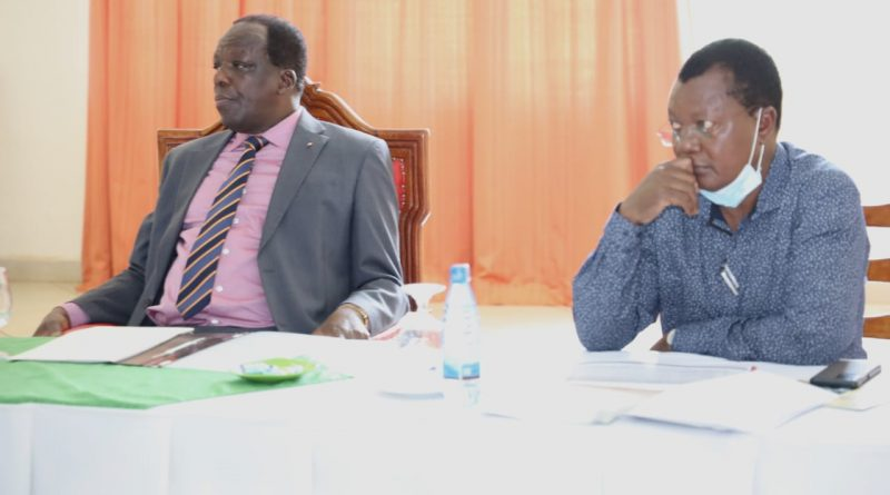 GOVERNOR OPARANYA SHIFTS FOCUS TO INDUSTRIALIZATION TO SPUR ECONOMIC GROWTH OF THE COUNTY