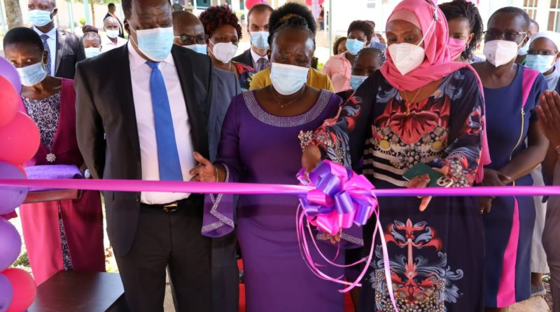 GOVERNOR OPARANYA LAUNCHES CANCER CLINIC