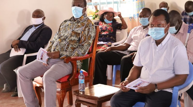 KAKAMEGA RESIDENTS TO GET COVID-19 VACCINE AT THE SUB COUNTY
