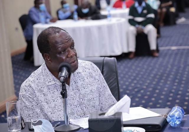 ENSURE BUDGET PROCESS IS ALL INCLUSIVE, GOVERNOR OPARANYA TELLS STAFF