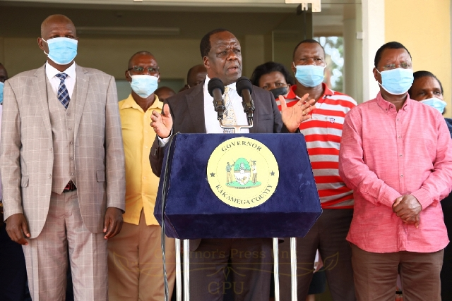 COUNTIES TO FOCUS ON OWN REVENUE COLLECTION