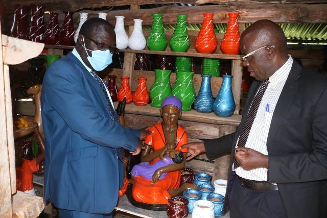 MINISTRY TO SUPPORT ILESI POTTERY APPRENTICESHIP