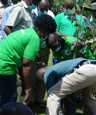 COUNTY MARKS WORLD ENVIRONMENT DAY 2021