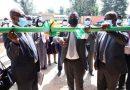 KAKAMEGA MEDICAL WASTE MANAGEMENT FACILITY COMMISIONED