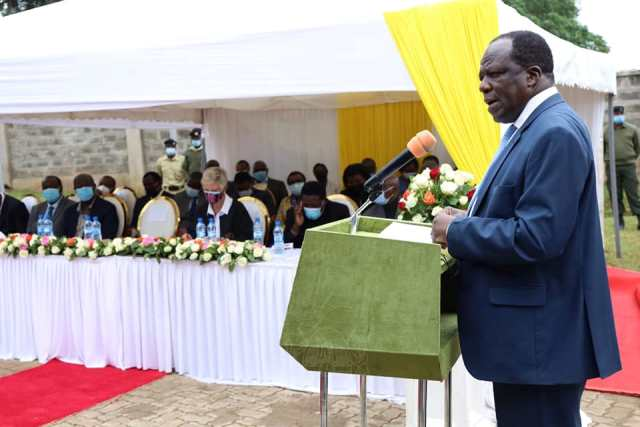KAKAMEGA COUNTY FISH PROCESSING PLANT COMMISSIONED