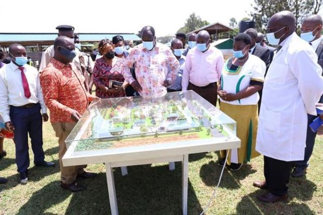KSH 120 MILLION TO ESTABLISH SMART FARMS IN SUB COUNTIES ROLLED OUT